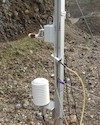 Campos de Calatrava (Spain). A model of GTS sensor is tested in a volcanic ground La Yezosa