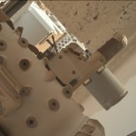 BOOM GTS Sol 526 (2) MAHLI 2014-01-28. Image Credit: NASA/JPL-Caltech