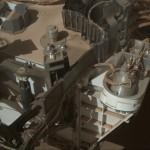 PR Sol 613 MAHLI 2014-04-27. Image Credit: NASA/JPL-Caltech