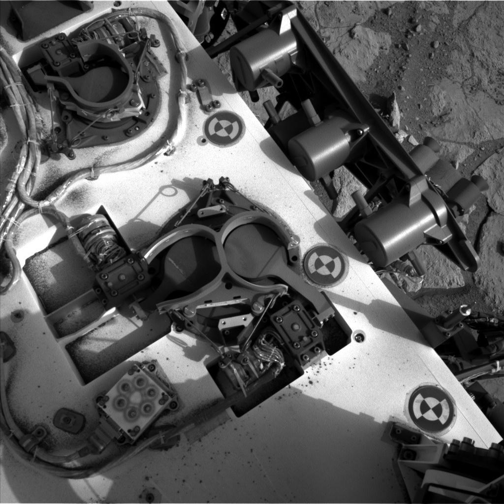 UVS_Navcam_Sol281_2013-05-21-235150-UTC. Image Credit: NASA/JPL-Caltech