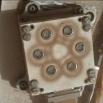 UV-Sol-323-MAHLI-2013-04-02. (Cret: NASA/JPL)