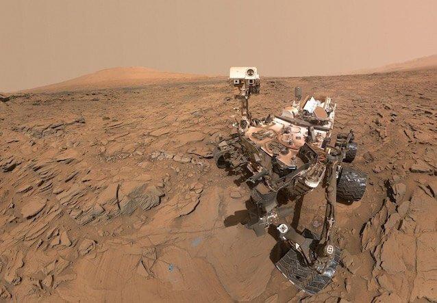 REMS, cuatro años conociendo Marte