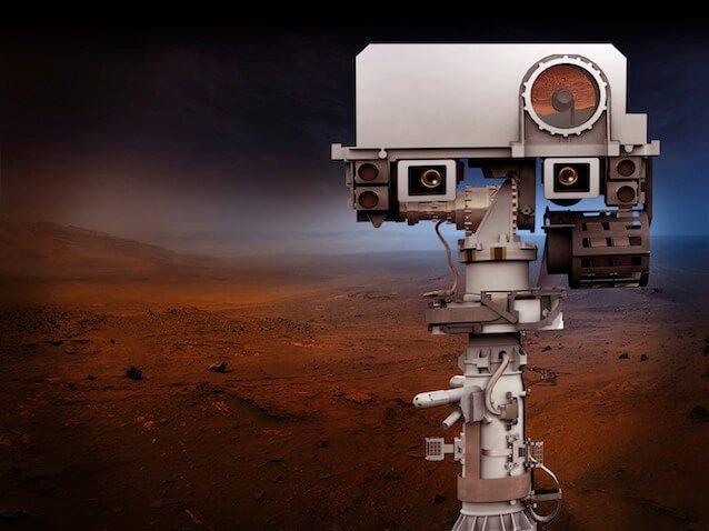 Un nuevo paso de MEDA hacia Marte