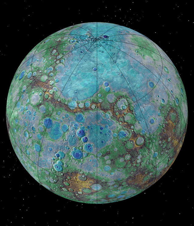 Un nuevo camino para entender la formación y evolución de los planetas rocosos