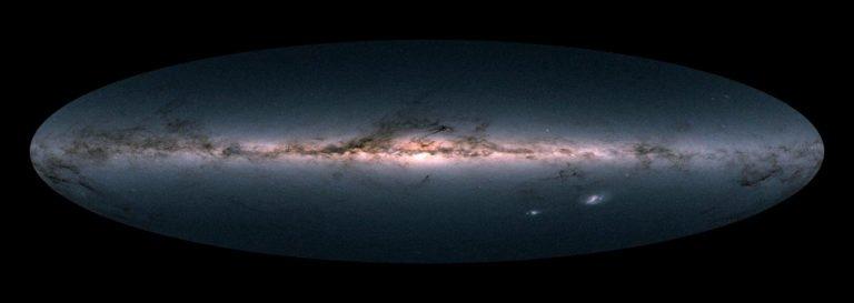 ¡El cielo está lleno de estrellas! Gaia y el Observatorio Virtual