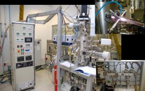 ISAC = InterStellar Astrochemistry Chamber