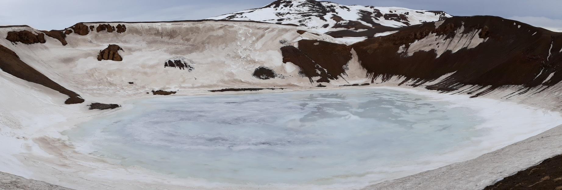 Islandia tierra de hielo y fuego