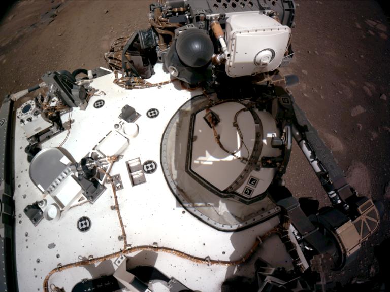 MEDA on Mars