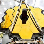 El telescopio espacial James Webb, a prueba